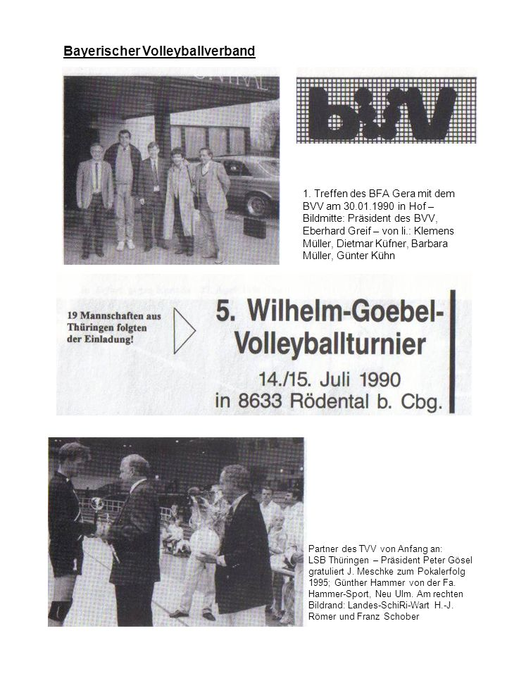 Bayerischer Volleyballverband