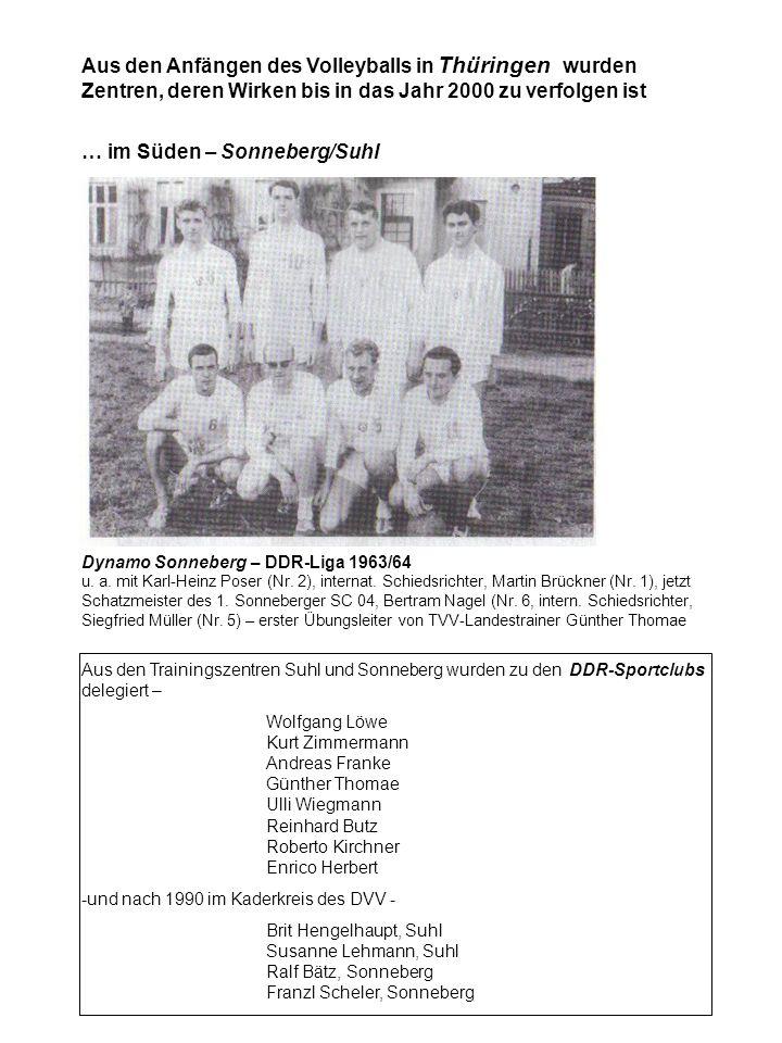 … im Süden – Sonneberg/Suhl