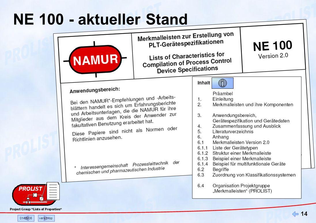 NE 100 - aktueller Stand 01/05/06 vers11bp