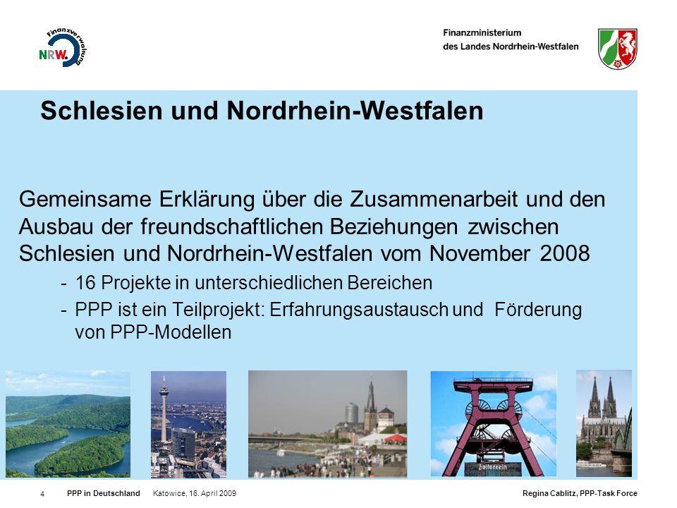 Schlesien und Nordrhein-Westfalen