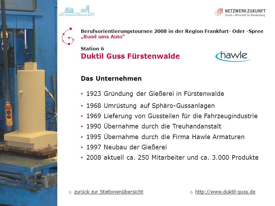 Duktil Guss Fürstenwalde