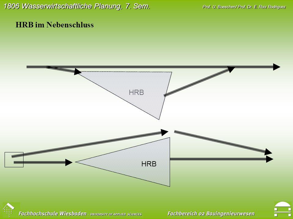 HRB im Nebenschluss HRB HRB
