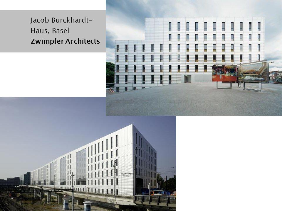Jacob Burckhardt-Haus, Basel