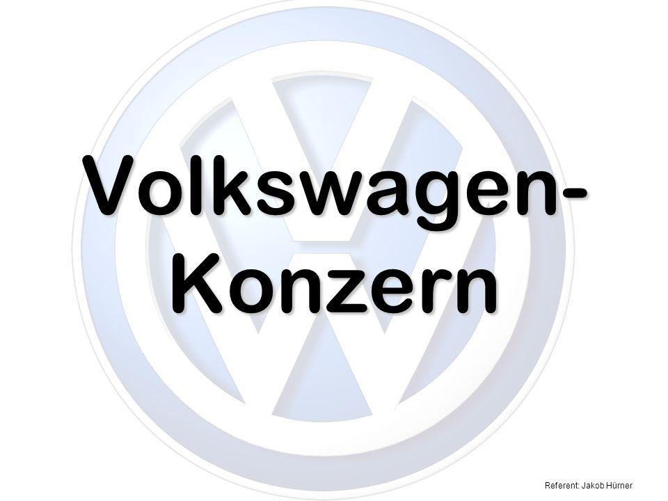 Volkswagen- Konzern