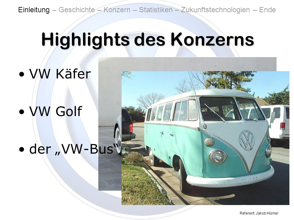 Highlights des Konzerns