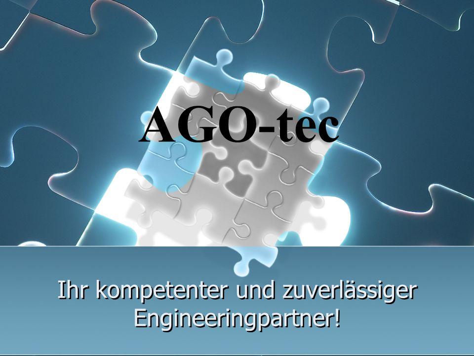 Ihr kompetenter und zuverlässiger Engineeringpartner!