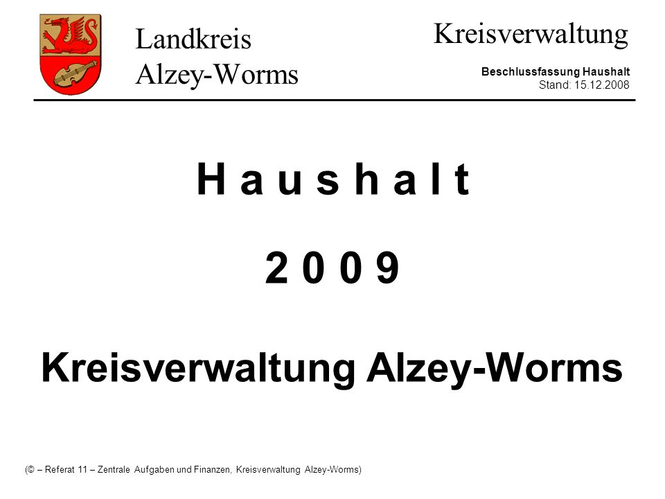 Landkreis Alzey-Worms