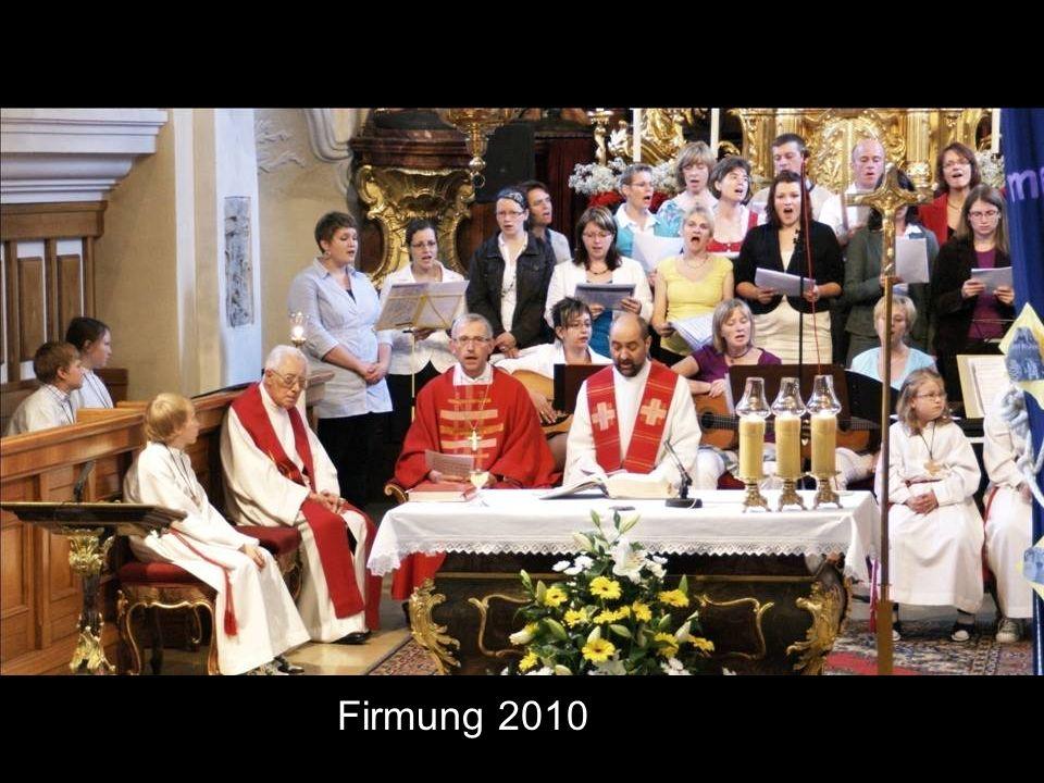 Firmung 2010
