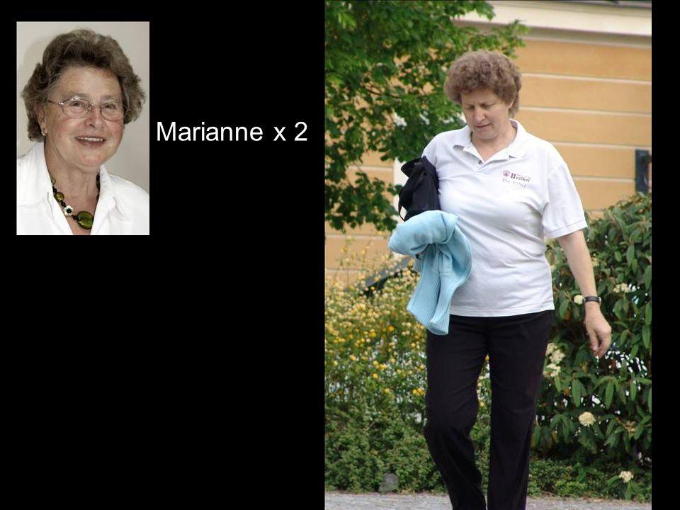 Marianne x 2
