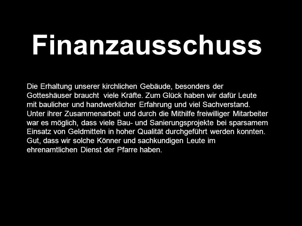 Finanzausschuss