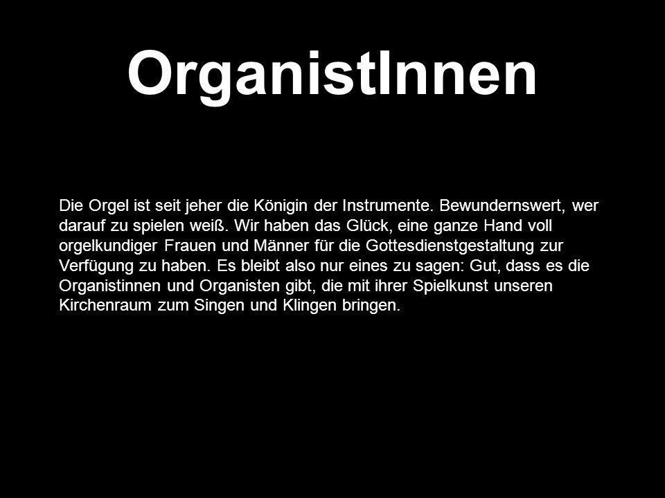 OrganistInnen