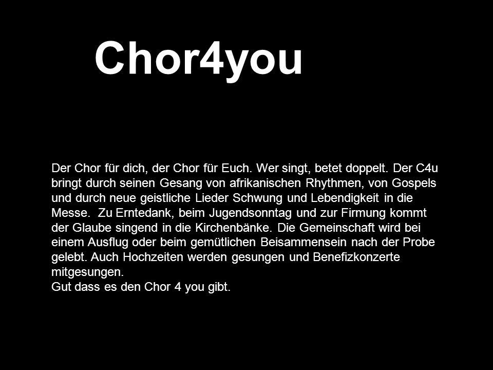 Chor4you