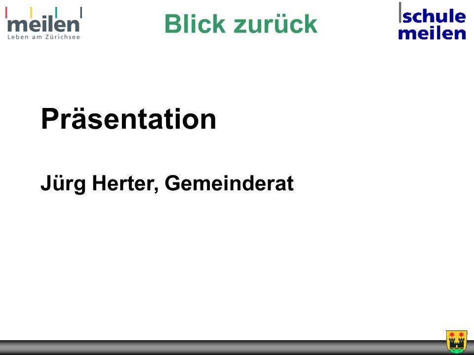 Präsentation Jürg Herter, Gemeinderat