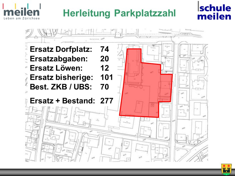 Herleitung Parkplatzzahl