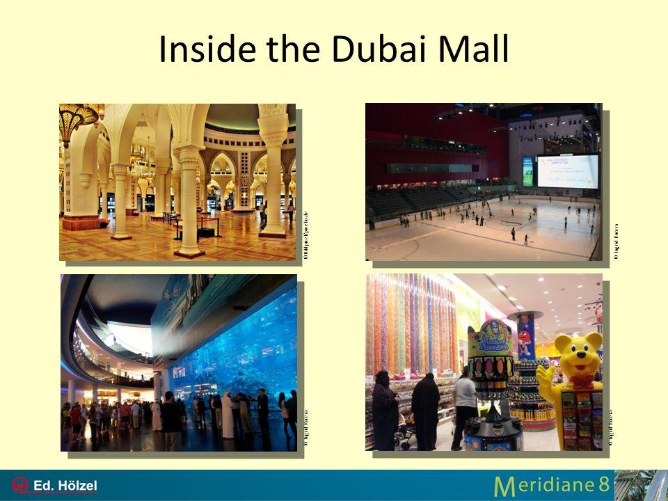 Inside the Dubai Mall ©Bildpixel/pixelio.de © Ingrid Kucera