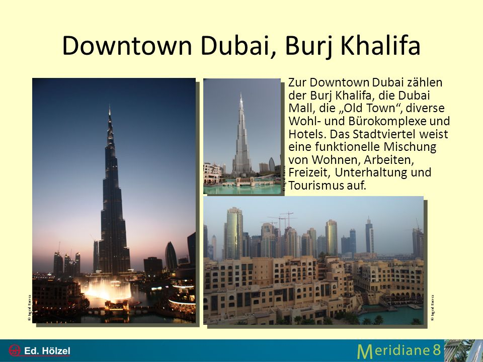 Downtown Dubai, Burj Khalifa