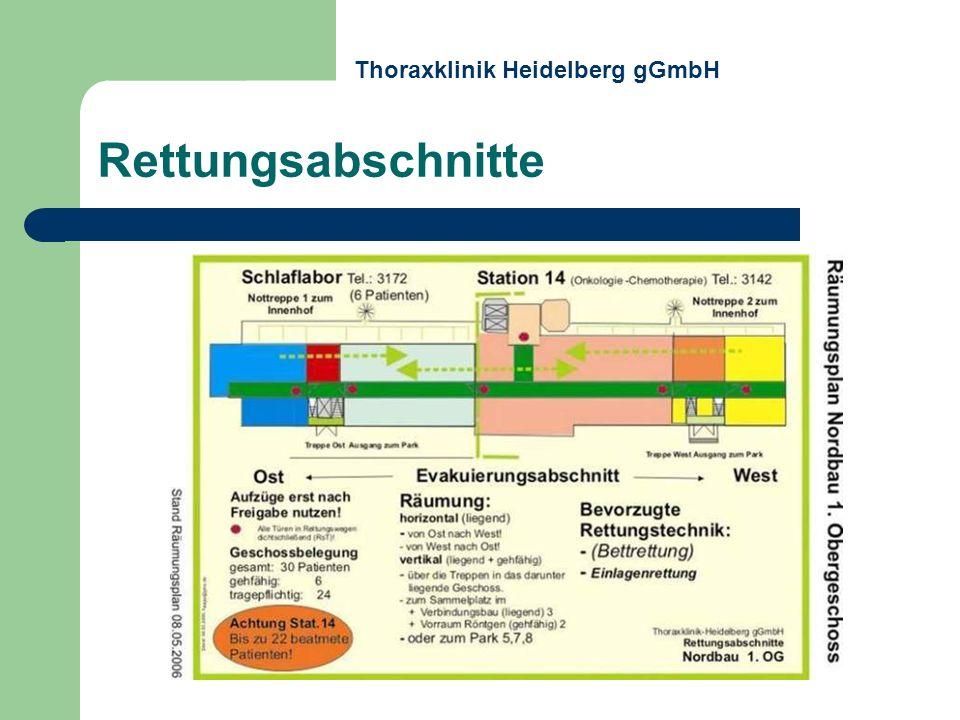 Thoraxklinik Heidelberg gGmbH