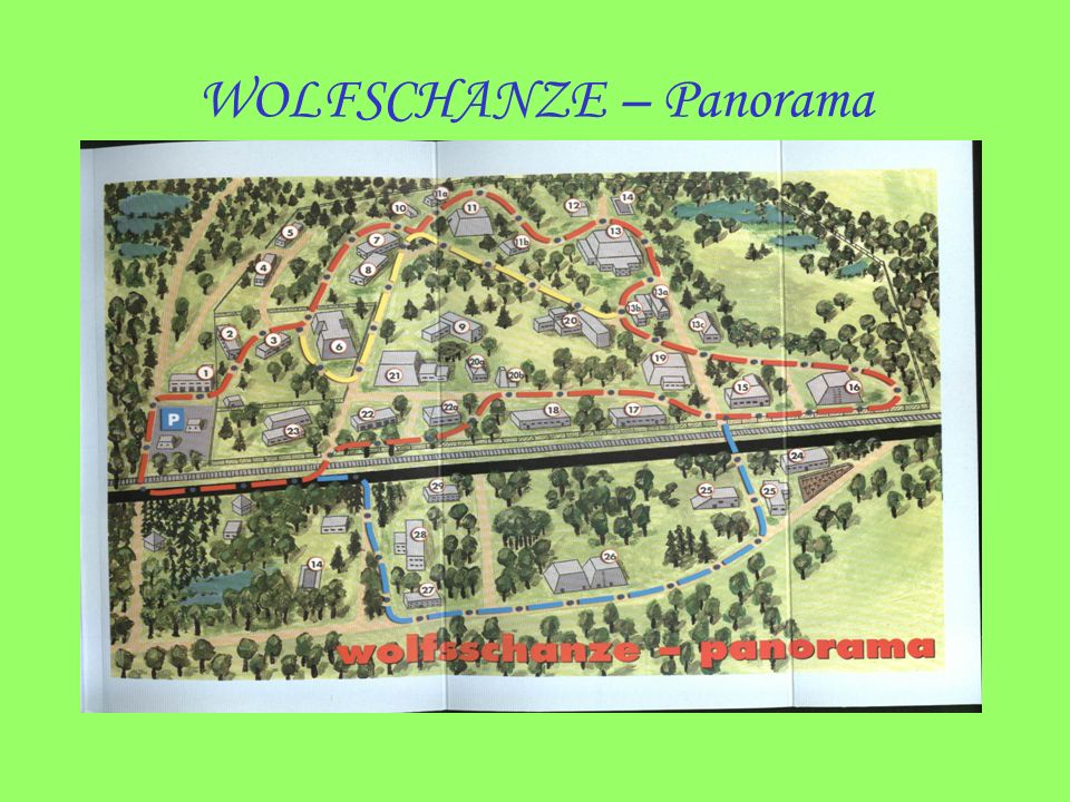WOLFSCHANZE – Panorama