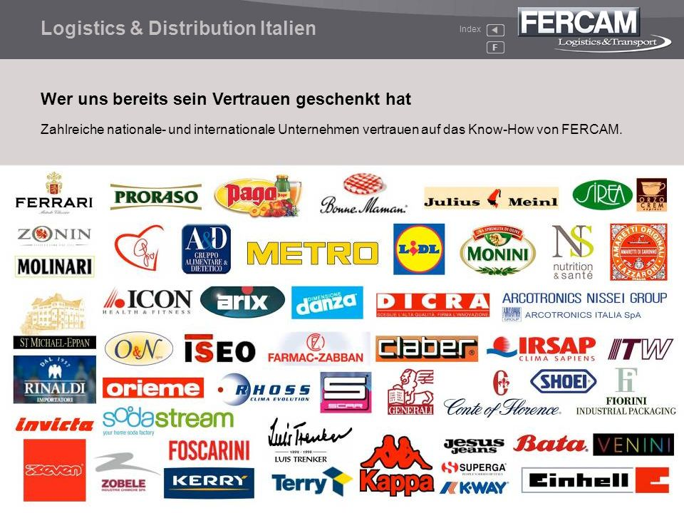 Logistics & Distribution Italien