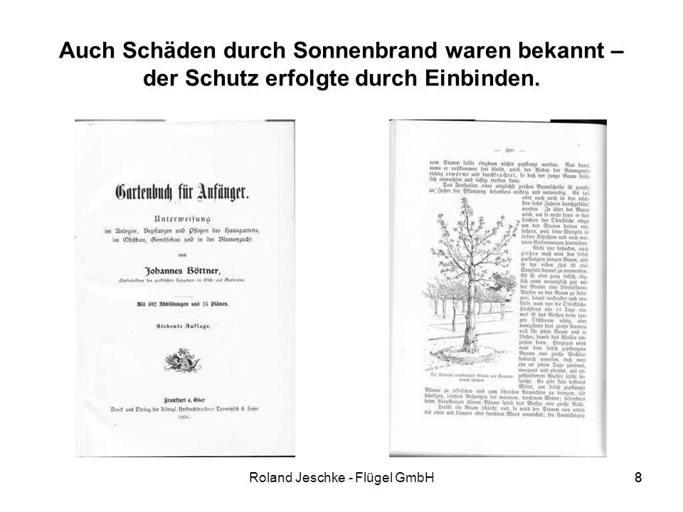 Roland Jeschke - Flügel GmbH