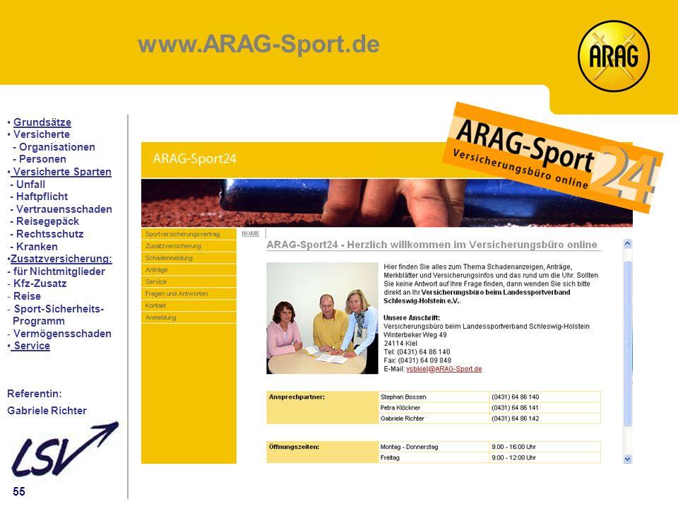 www.ARAG-Sport.de