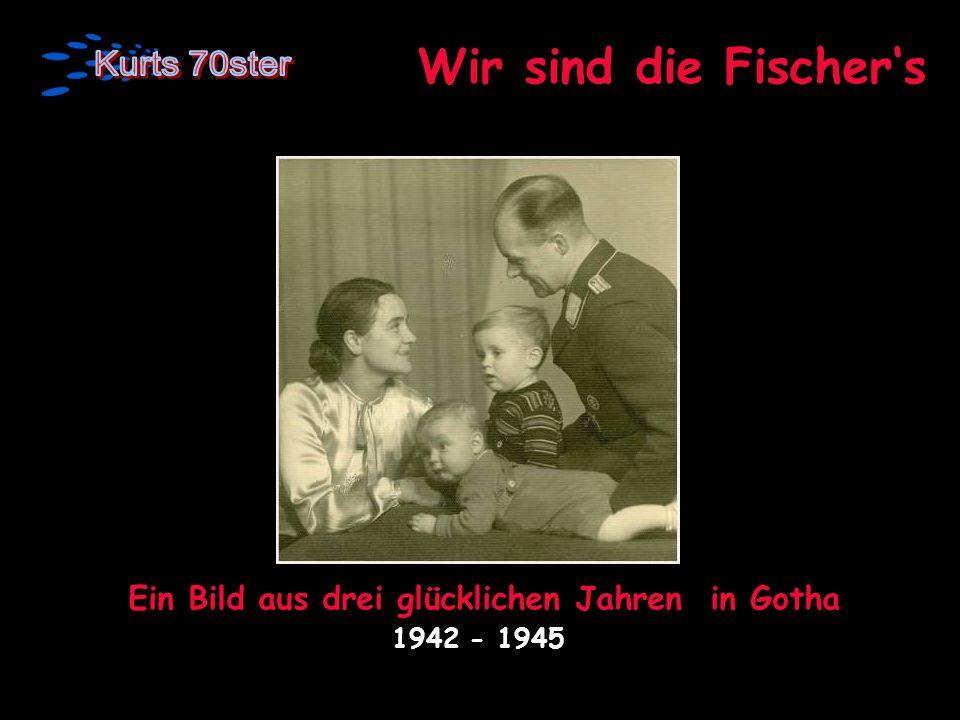Ein Bild aus drei glücklichen Jahren in Gotha