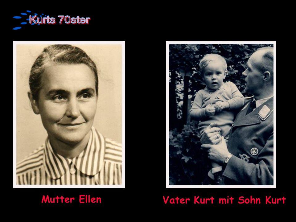 Mutter Ellen Vater Kurt mit Sohn Kurt