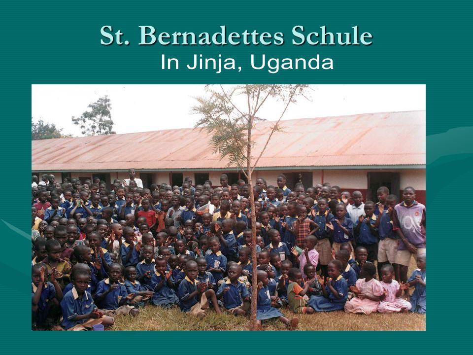 St. Bernadettes Schule In Jinja, Uganda