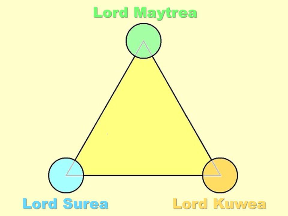 Lord Maytrea Lord Surea Lord Kuwea