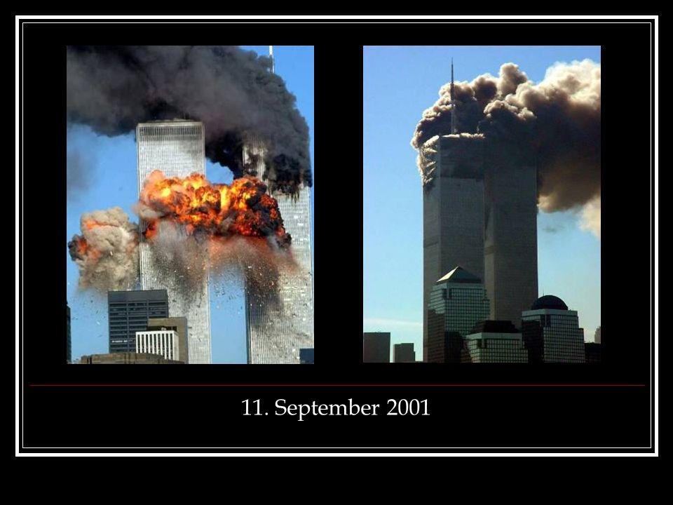 11. September 2001