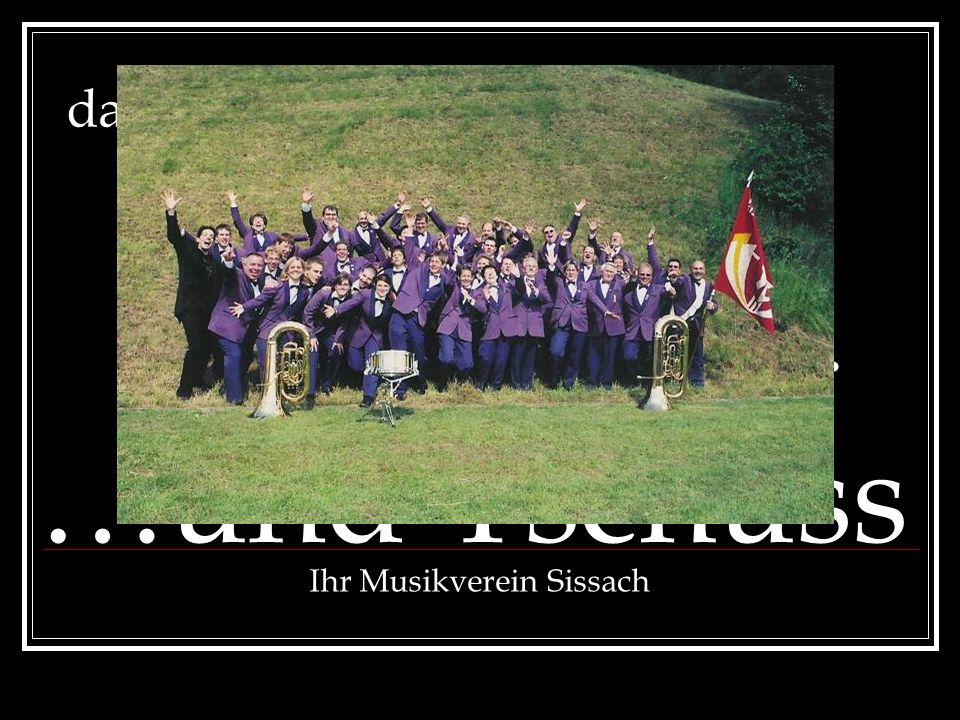 Ihr Musikverein Sissach