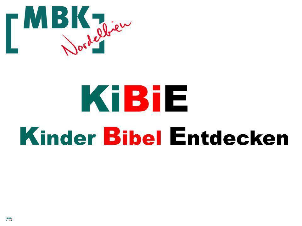 KiBiE Kinder Bibel Entdecken