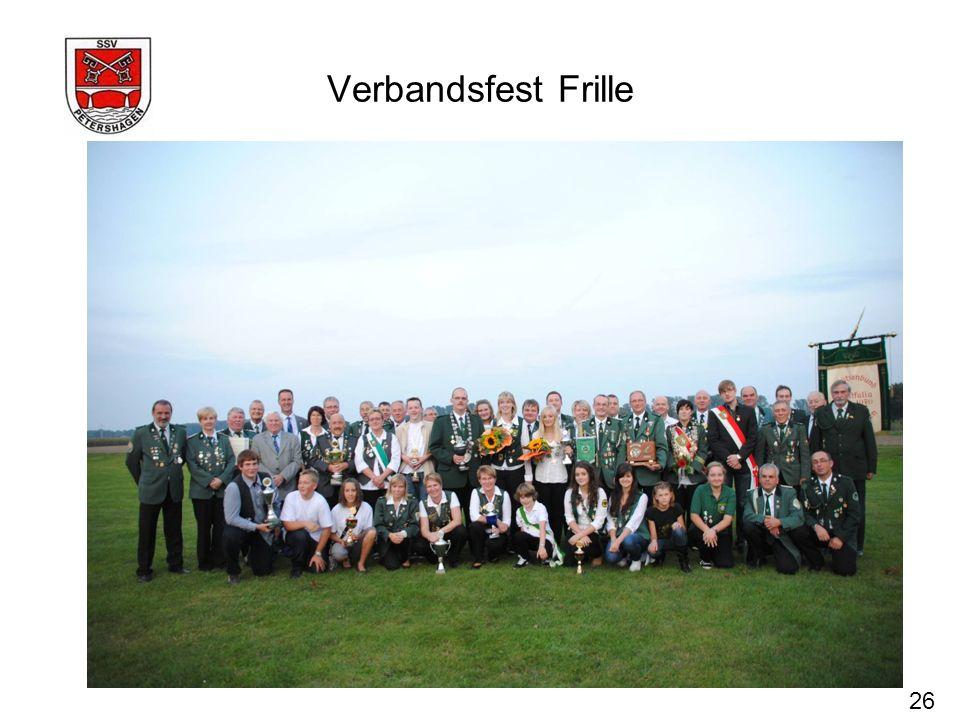 Verbandsfest Frille 26