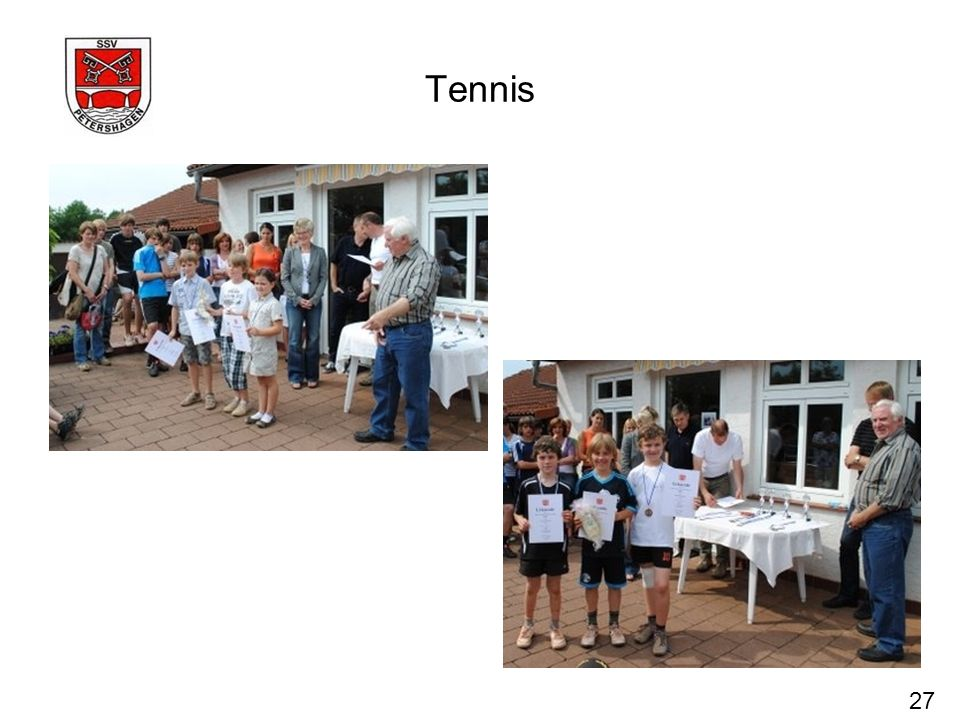 Tennis 27