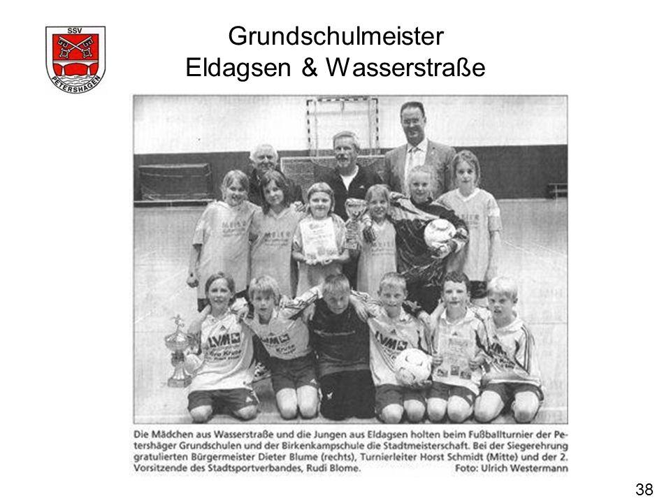 Grundschulmeister Eldagsen & Wasserstraße