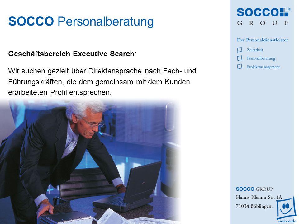 SOCCO Personalberatung