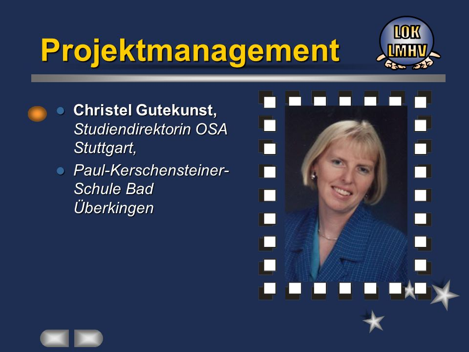 Projektmanagement LOK LMHV