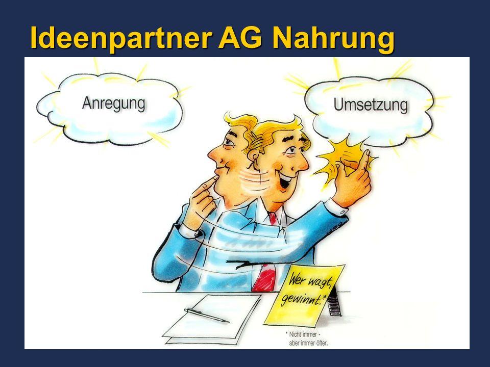 Ideenpartner AG Nahrung