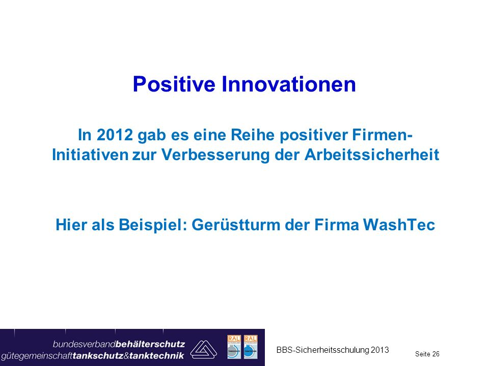 Positive Innovationen