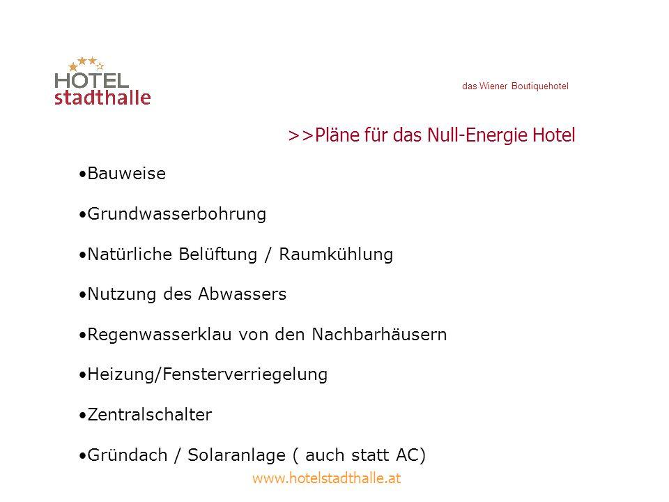 >>Pläne für das Null-Energie Hotel