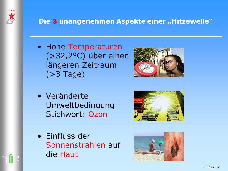 """Die 3 unangenehmen Aspekte einer """"Hitzewelle"""