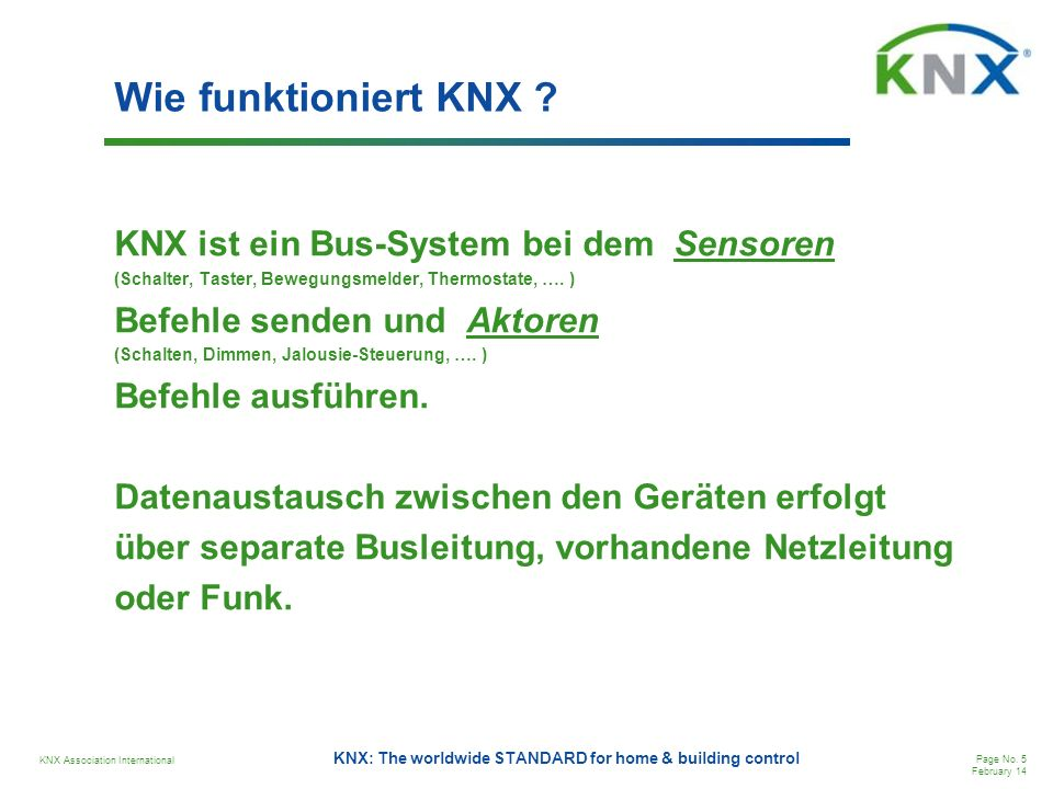 energieeffizienz mit knx l sungen ppt video online herunterladen. Black Bedroom Furniture Sets. Home Design Ideas