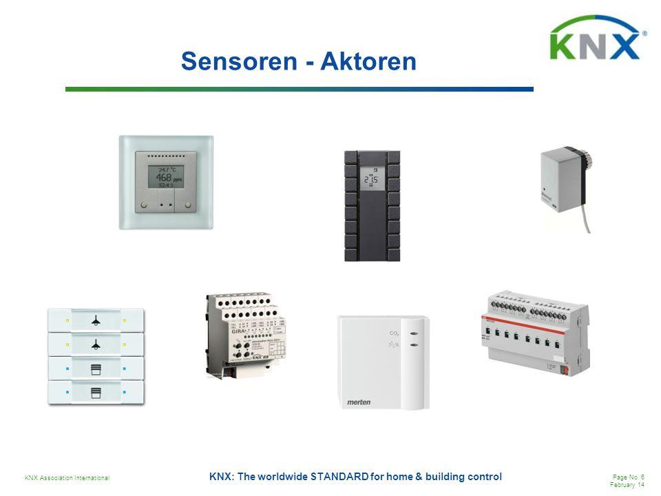 Sensoren - Aktoren