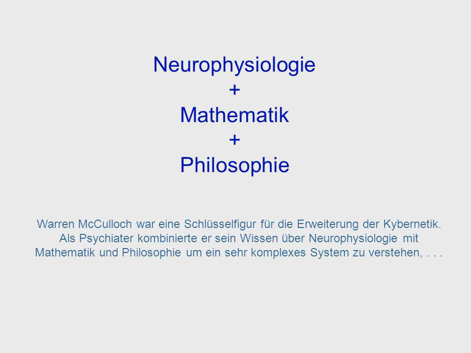 Neurophysiology, Mathematics, and Philosophy