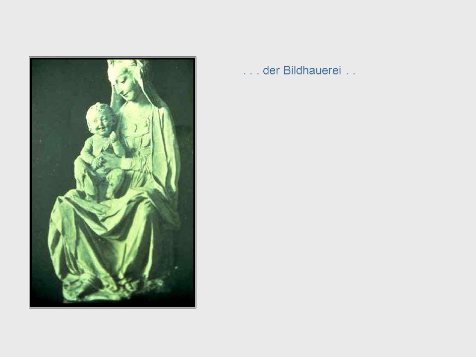 Da Vinci, cont. – Sculpture