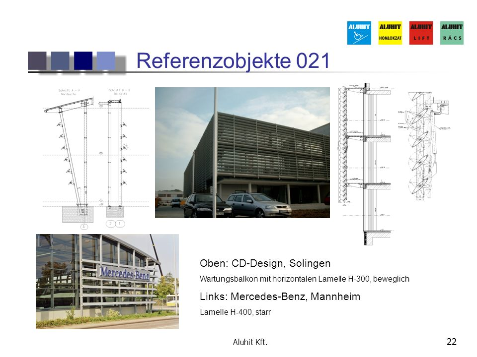 Referenzobjekte 021 Oben: CD-Design, Solingen
