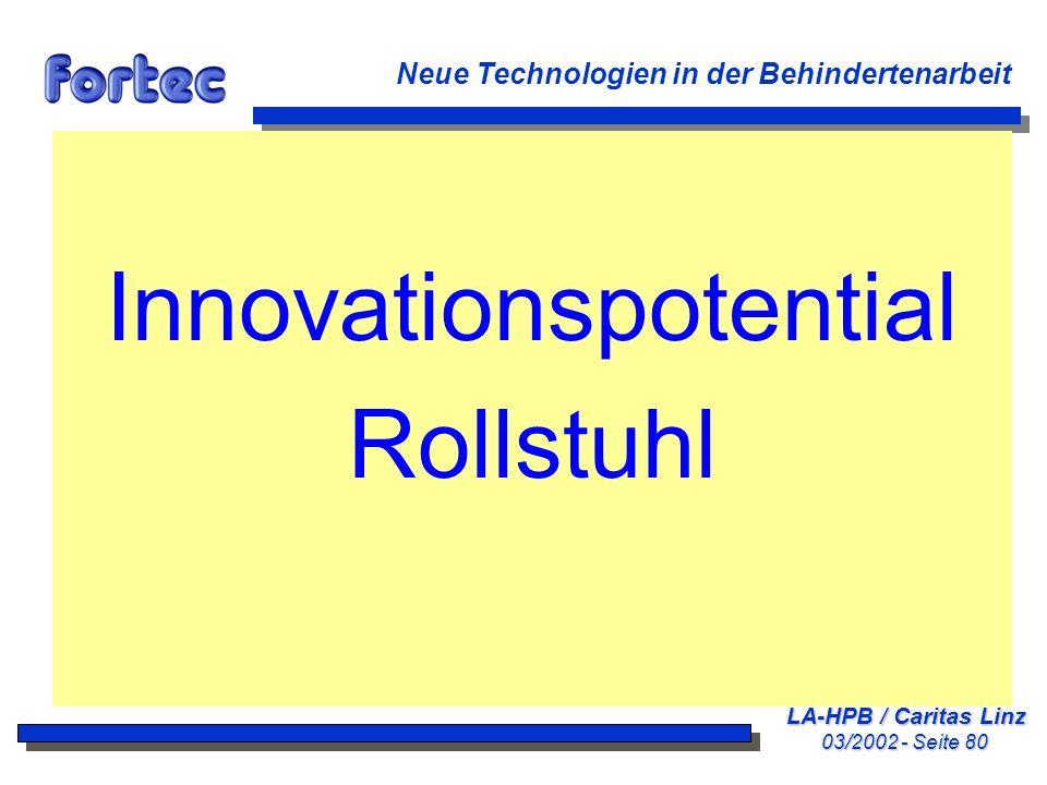 Innovationspotential