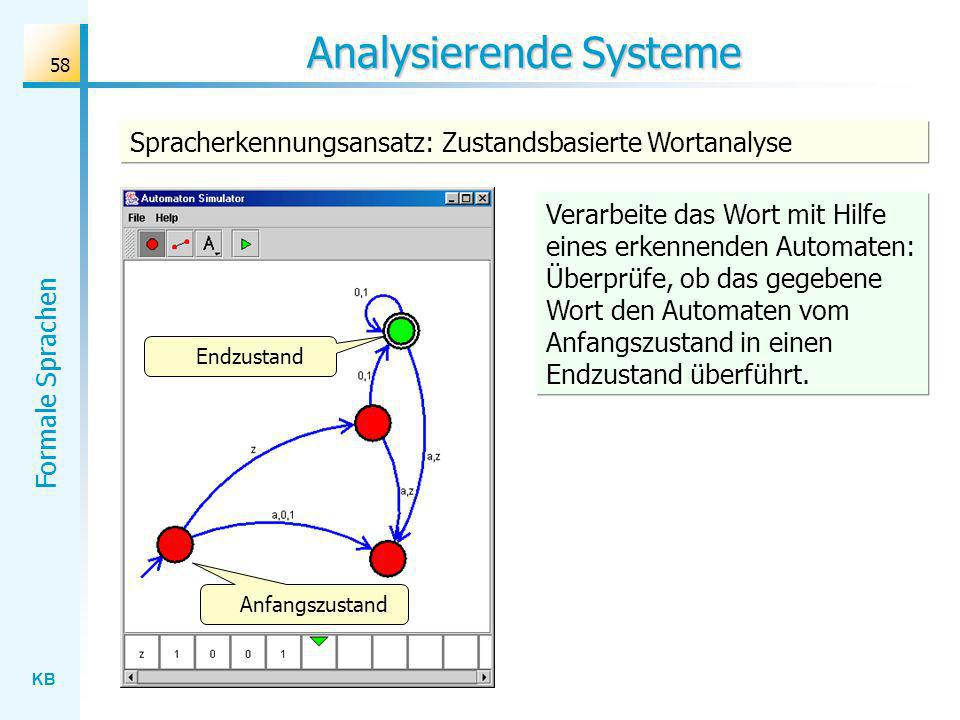 Analysierende Systeme