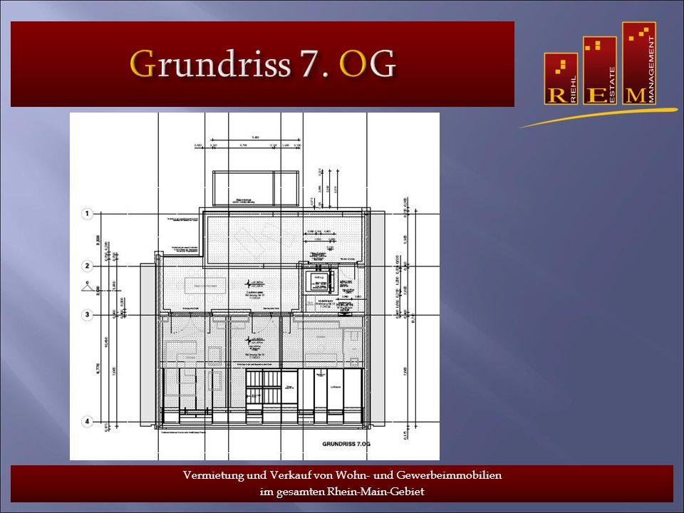 Grundriss 7. OG Vermietung und Verkauf von Wohn- und Gewerbeimmobilien
