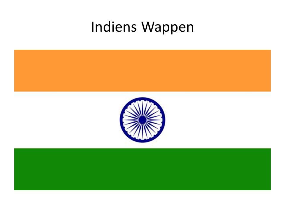 Indiens Wappen